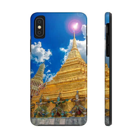 Thai Temple, Bangkok, Grand Palace Case Mate Tough Phone Cases