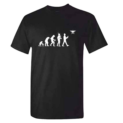 Evolution of the Drone Pilot T-Shirt