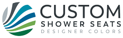 Custom Shower Seats and Accessories
