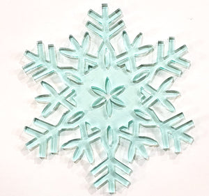 Snowflake Mold(Made to Order)