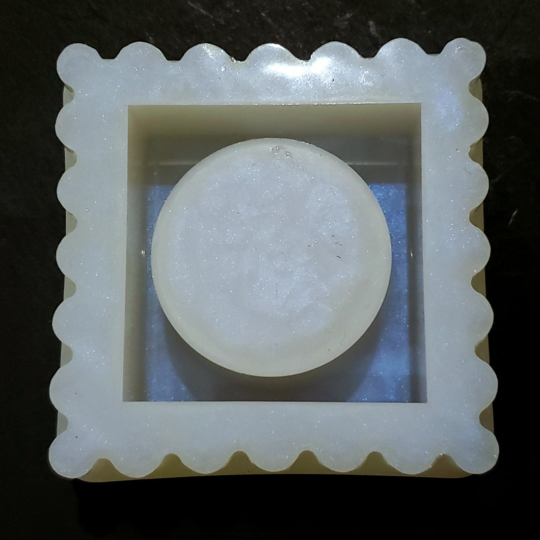 Square Napkin Holder Mold