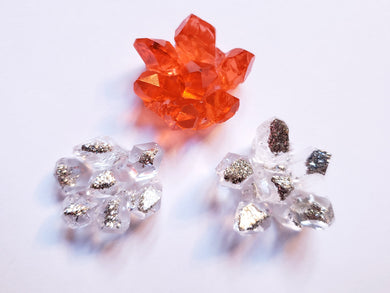 Flower Crystal Clusters