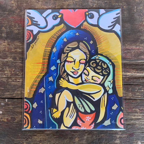 8x10 print- Mother's Day