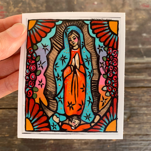Guadalupe Sticker
