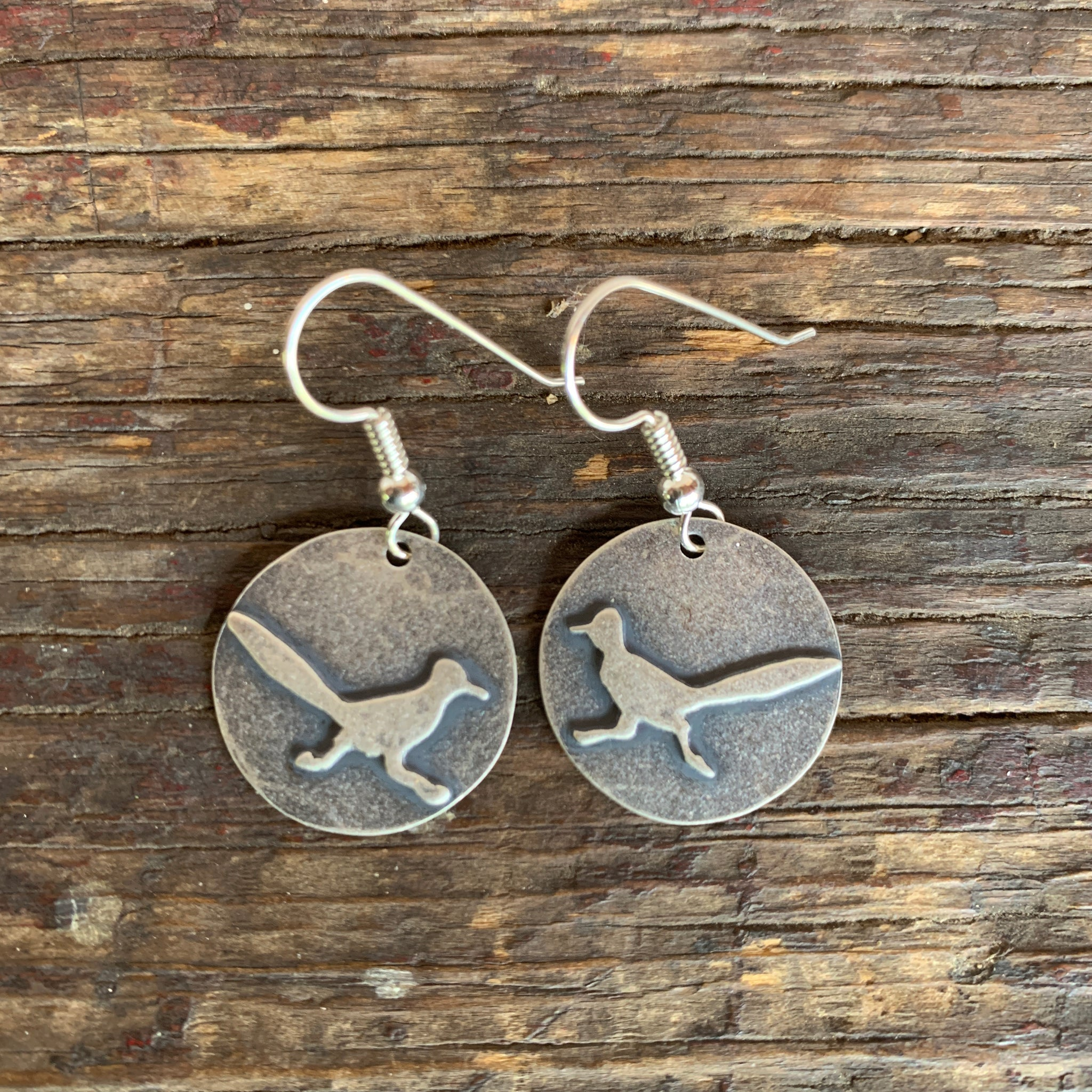 Roadrunner charm Earrings Alisha Williams