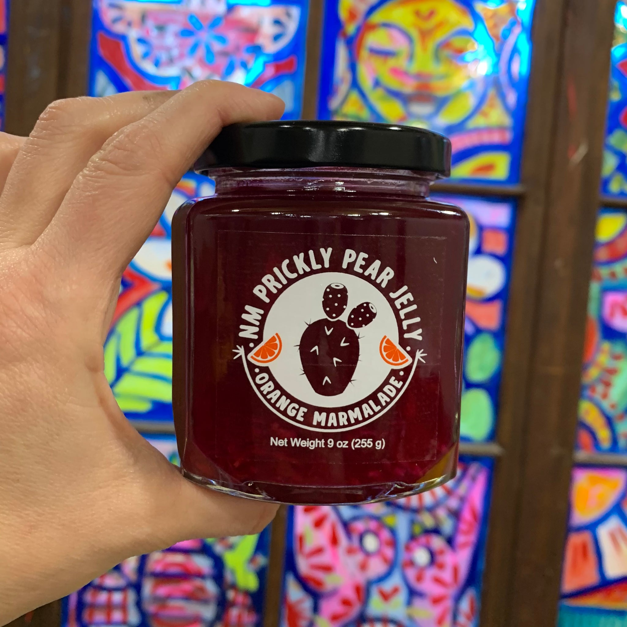 Manderan Prickly Pear Jelly
