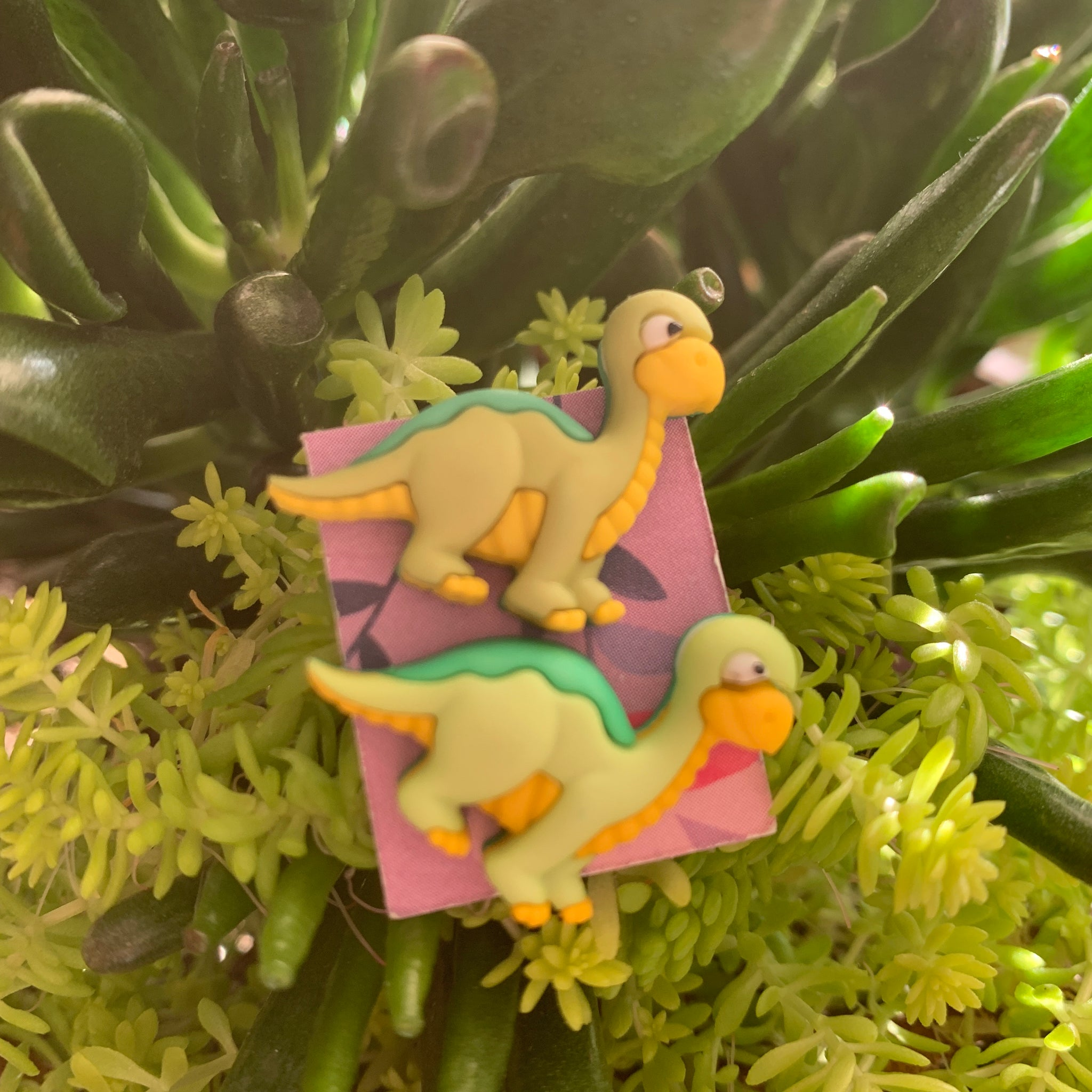 Land Before Time stud Earrings