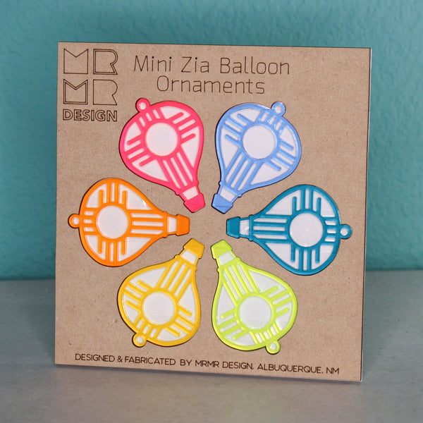 MrMr Balloon Ornament Package