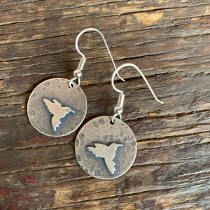Hummingbird charm Earrings Alisha Williams