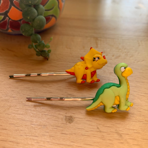 Hairpins-land before time