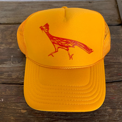 Adult Roadrunner Trucker Hat