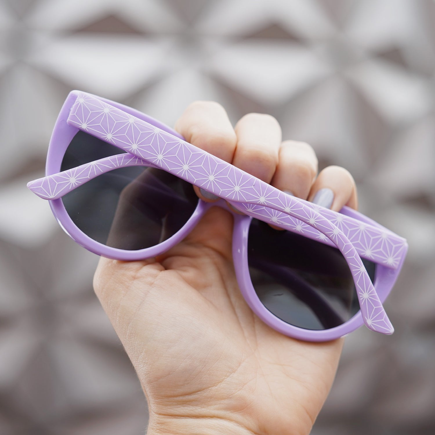 Grand and Miraculous Sunnies (lavender)