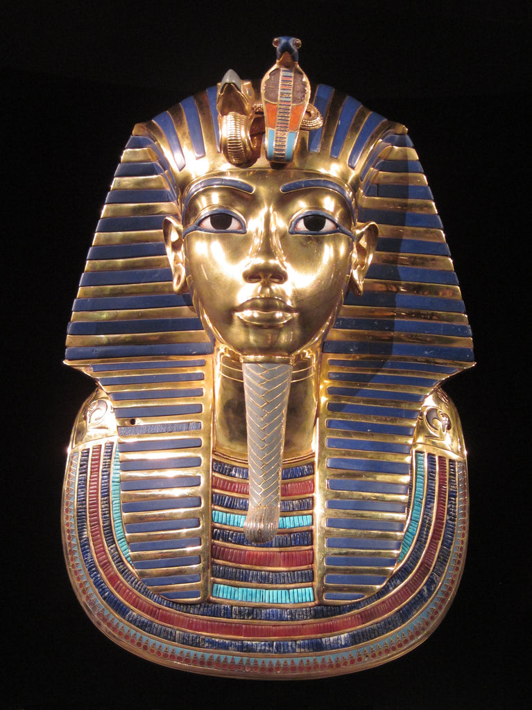 My Friend the Pharaoh by Guest Blog Writer Kyah Merritt