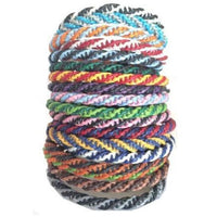 The Double Twist Thai Wristband - Thai Wristbands