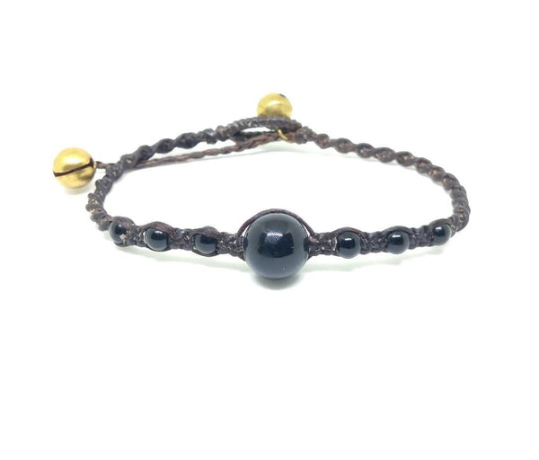 "The ""Pim"" Gemstone Thai Bracelet - Thai Wristbands"