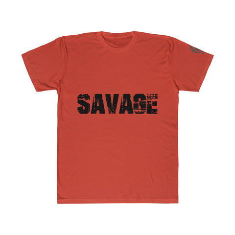 SAVAGE BOLD Unisex Fitted Tee