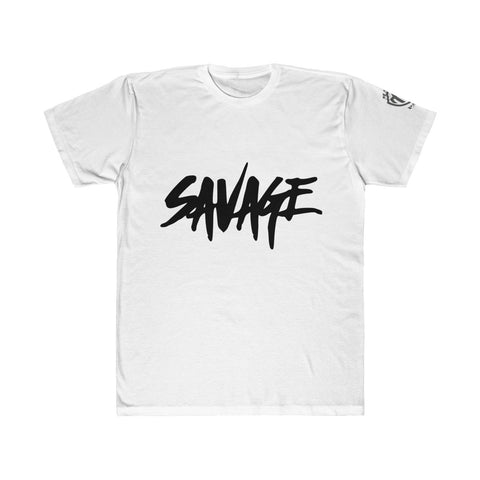 SAVAGE CRAZY Unisex Fitted Tee