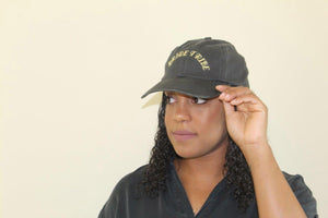 Bride Tribe Embroidered Baseball Cap