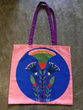 Load image into Gallery viewer, Flower Tote Purse/Bag by Santiago Paredes