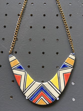 Load image into Gallery viewer, Boomerang Pendant Necklace