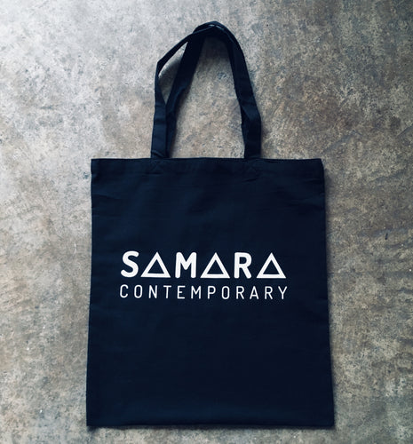 Samara Contemporary Tote Bag