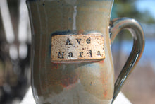 Load image into Gallery viewer, Ironstone Ave Maria Mug