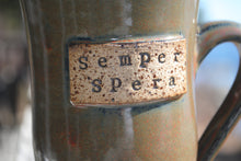 Load image into Gallery viewer, Ironstone Semper Spera Mug