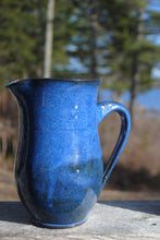 Load image into Gallery viewer, Indigo Pitcher, 38 Ounce