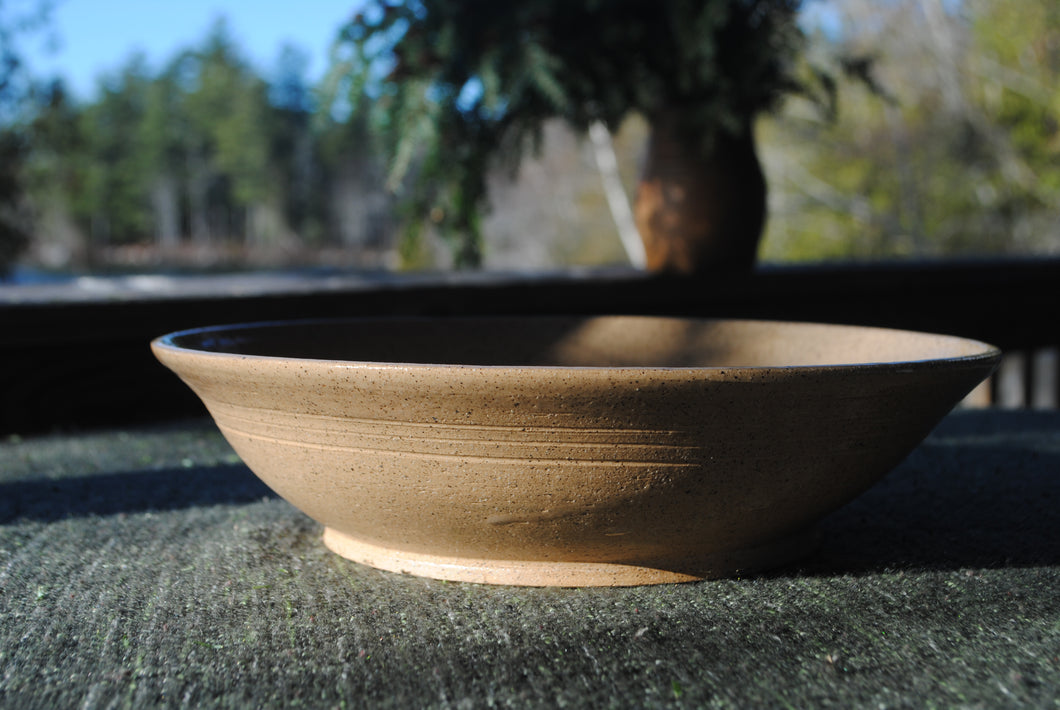 Katahdin Serving Bowl