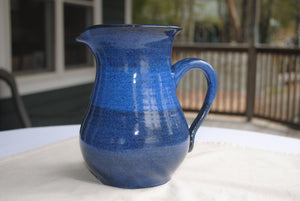 Indigo Pitcher, 38 Ounce