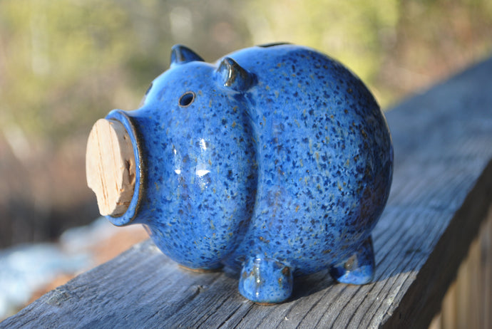 Potbelly Piggy Bank