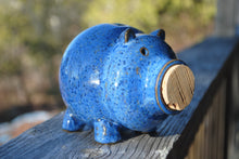 Load image into Gallery viewer, Potbelly Piggy Bank