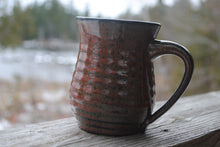 Load image into Gallery viewer, Ironstone Ribbed Mug