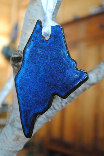 Maine State Ornament