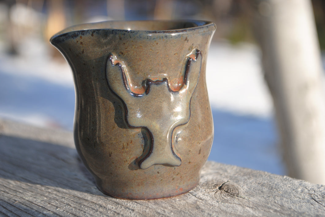 Ironstone Lobster Mini Pitcher