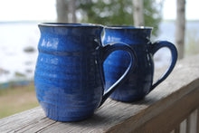Load image into Gallery viewer, Beehive Indigo Mug, Pair