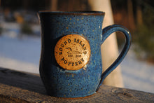 Load image into Gallery viewer, Round Island Pottery Logo Mug