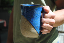Load image into Gallery viewer, Indigo Handwarmer Mug