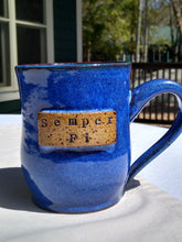 Load image into Gallery viewer, Indigo Semper Fi Mug