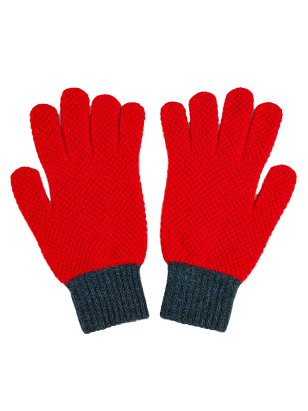 Gloves Scarlet & Lugano