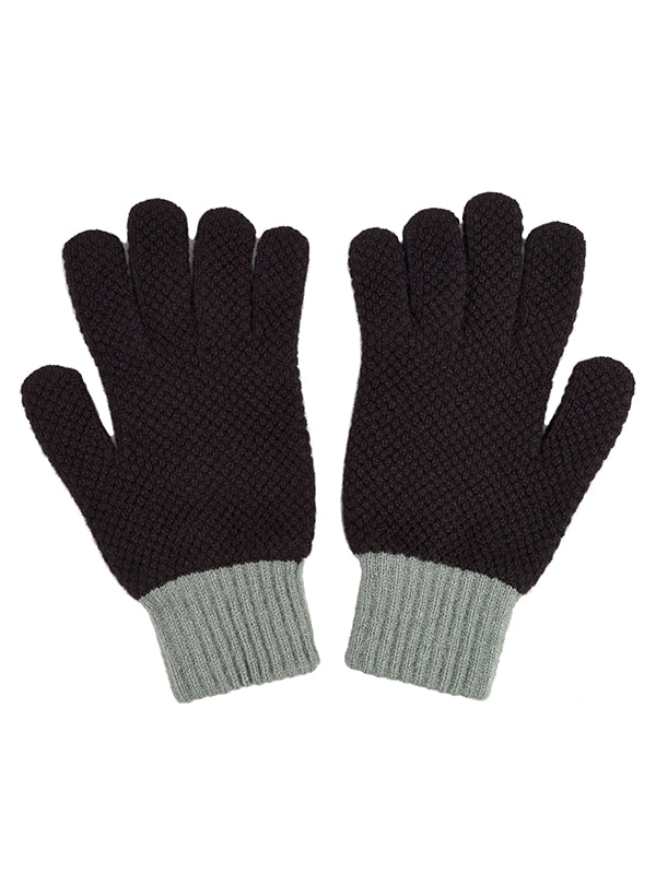 Gloves Black & Kintyre