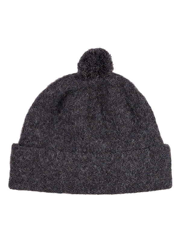 Plain Shetland Hat Oxford