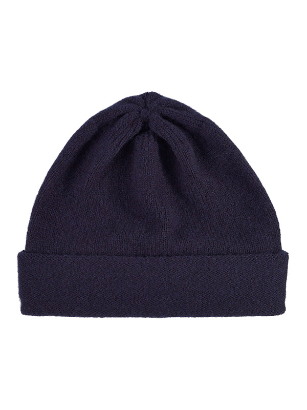 Plain Hat Nero Navy