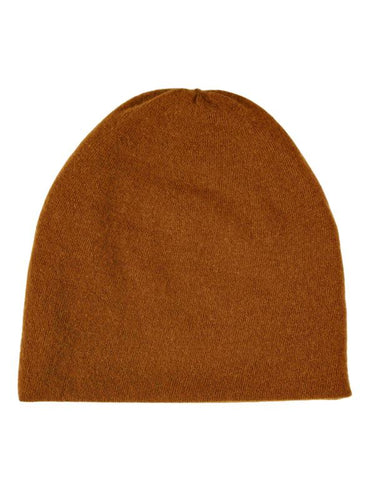 Fine Plain Hat-Plain Hats-Jo Gordon-Fine Plain Hat Cumin-Hat-Plain Hat-100% Lambswool