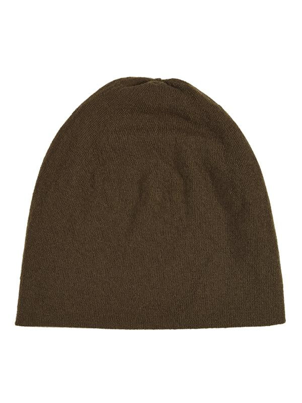 Fine Plain Hat Nero Navy