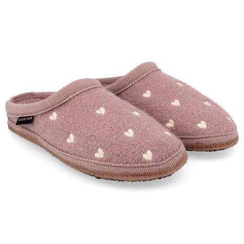 Flair Sole, Hearts Pink