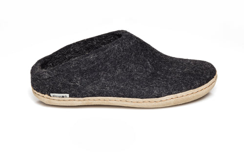 Glerups Slipper, Black