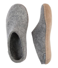 Load image into Gallery viewer, Glerups Slipper, Grey