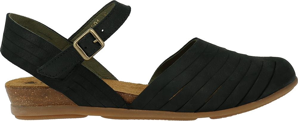 Stella Close-Toed Sandal N5201, Black N5201