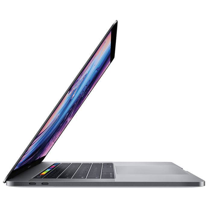 Apple MacBook Pro 15-inch with Touch Bar and Touch ID bundled with AppleCare